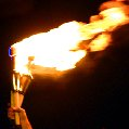 hand holding a torch aloft is the Interweb Freedom blog avatar