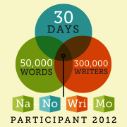 30 Days 50,000 words 300,000 writers